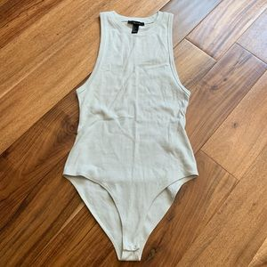 Cheeky tank top body suit